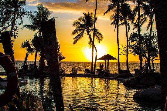 Sheraton Fiji Resort: Sunset2