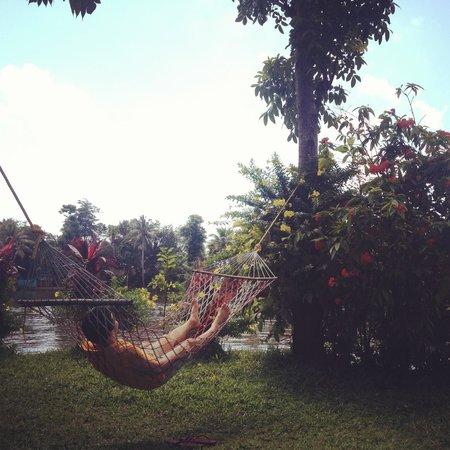 The Pamba Heritage Villa: Garden