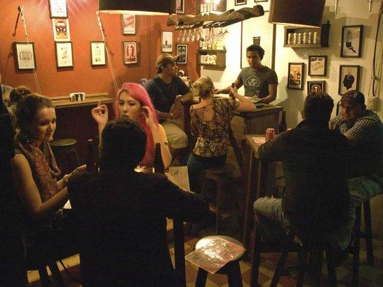 Sentido Comun - Bar: Sentido Comun at Nigth