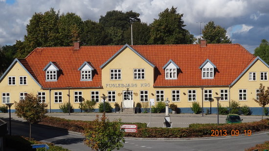 Fuglebjerg, Danmark: facadebillede