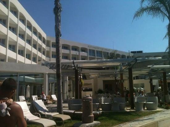 Alexander The Great Beach Hotel: The most magnificent hotel