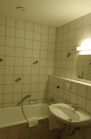 Bavaria Safari Hotel: Bathroom