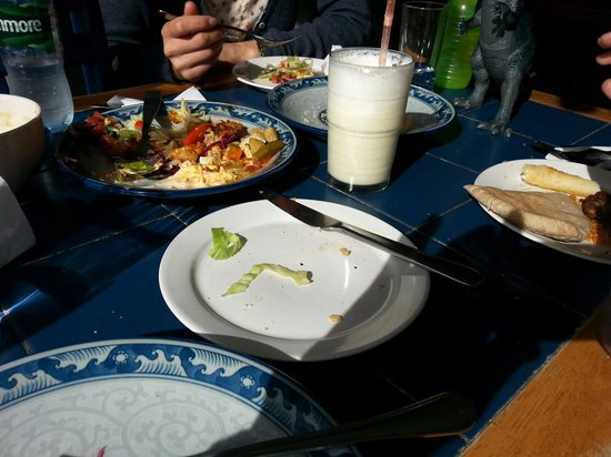 Dinosaur Cafe: A feast of flavour