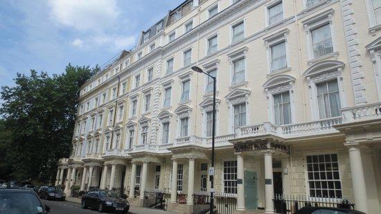 Foto di queens park hotel londra tripadvisor for 48 queensborough terrace bayswater westminster london w2 3sj