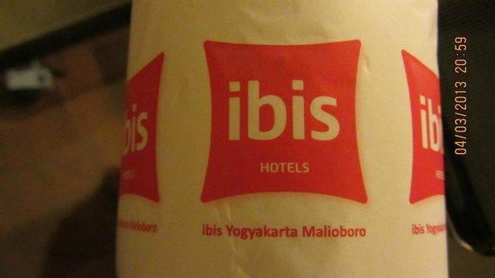 Hotel Ibis Yogyakarta Malioboro : Ibis hotel logo