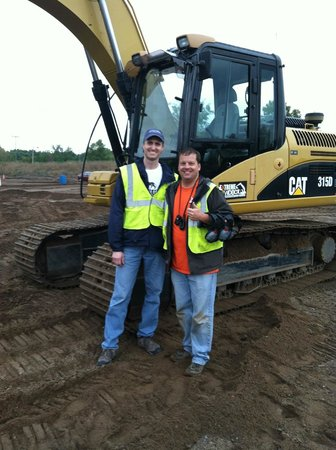 Extreme Sandbox: Randy (owner) on right