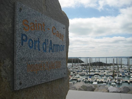 le Port de Saint-Cast