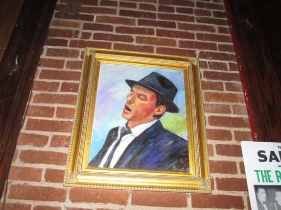 Supano's Steakhouse: Blue Eyes