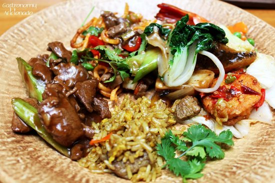 C's Steak and Seafood Restaurant - Asian Wok Delights