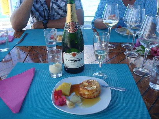 Heiva Cruises : Lunch