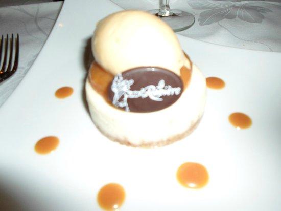 LA RAPIERE : inoubliable cheesecake !