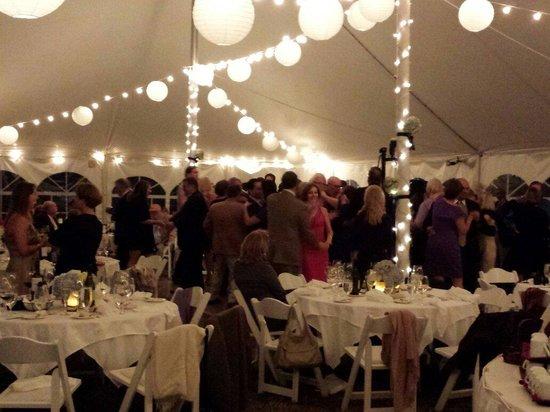 Weddings at the Atlantic Inn are memorable...