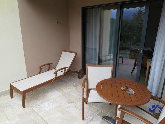 Remorino Hotel-Garni: Balkon