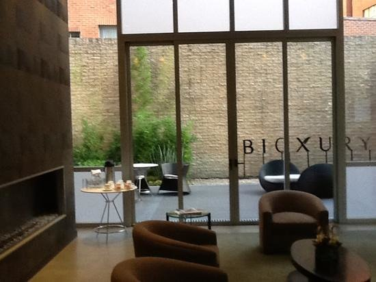 Hotel Bioxury : Lobby area