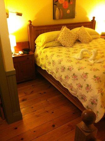 Blue Harbor House Inn : Bedroom