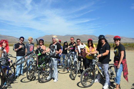 Santa Barbara Adventure Company: 80's rocker day
