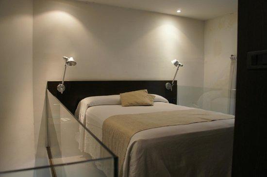 Hotel Plaza Fuerte: big beds
