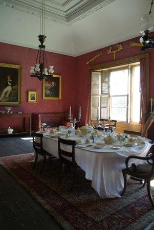 Hyde Hall : Formal Dining Room