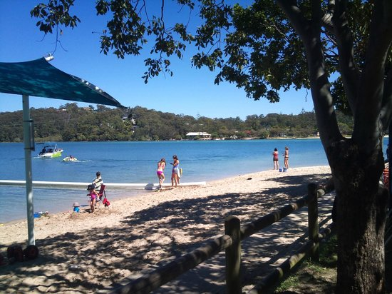 Tallebudgera Creek Tourist Park Swimming And Tubing