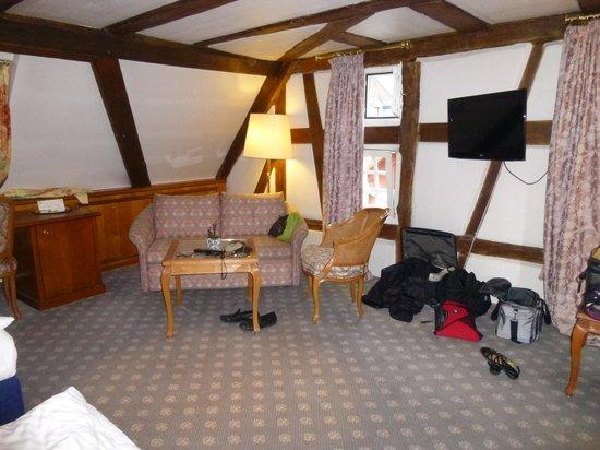 Zum Ochsen Hotel: Provence Room