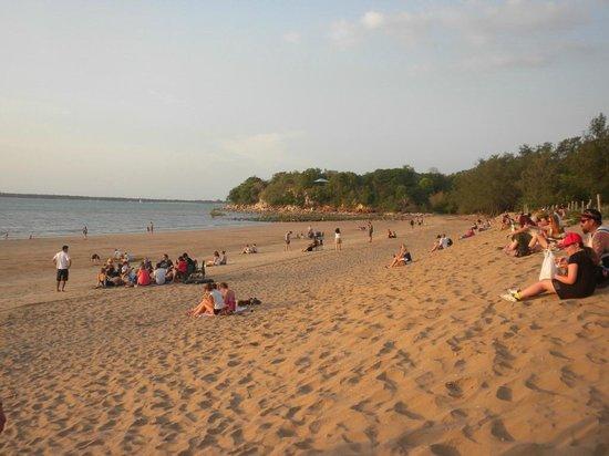 Mindil Beach - spiaggia e tramonto fantastico