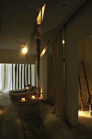 Inca Spa - Paracas: relaxing area