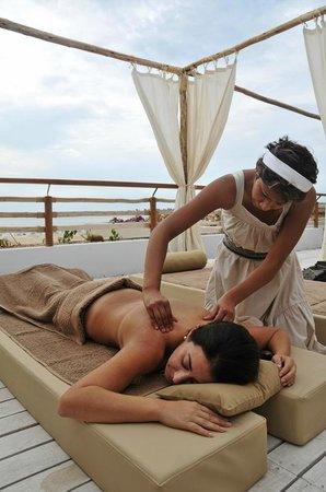 Inca Spa - Paracas: body massage