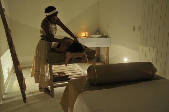Inca Spa - Paracas: full body massage