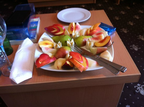 Hotel River Side: Surprise gift !!! :D