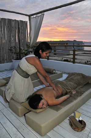 Inca Spa - Paracas: massage