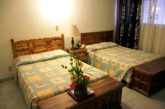 Jazmin Suites: habitacion de 2 recamaras