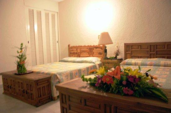 Jazmin Suites: Habitación 2 Recamaras