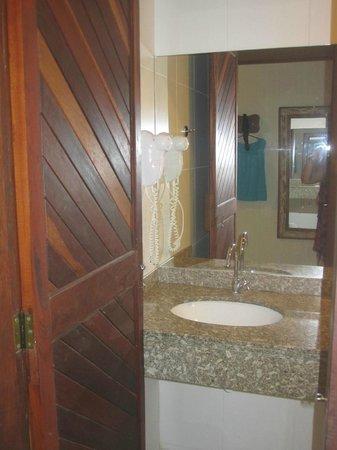 Pousada Casa De Praia: bagno