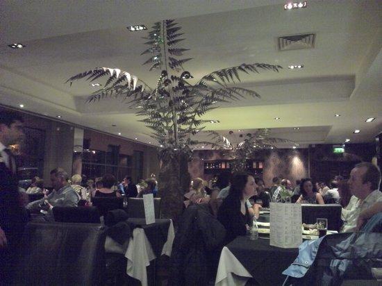 Aagrah: Inside the restaurant