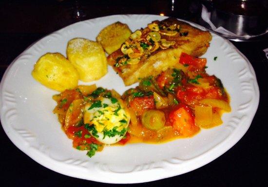 Restaurante Olivinho: Bacalhau a Olivinho