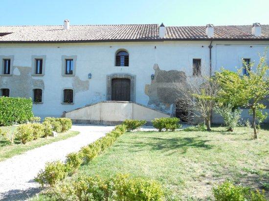Masseria Astapiana Villa Giusso : The main building