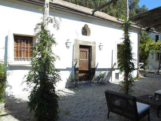 Masseria Astapiana Villa Giusso : The entry to our room