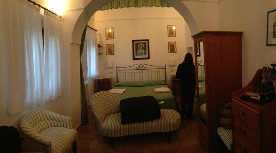 Masseria Astapiana Villa Giusso: The room