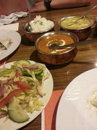 Mother India: Delicious!
