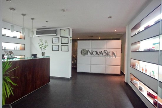 Nova Skin - Chacarilla: reception area