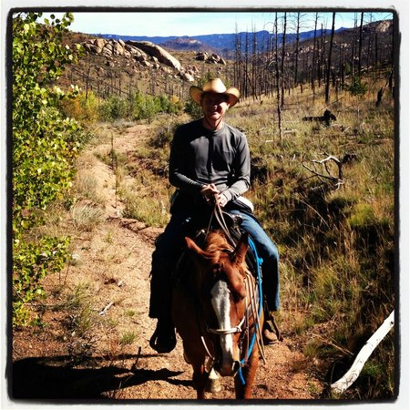Lost Valley Ranch: Trail Ride
