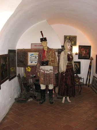 The First Romanian School: Museum