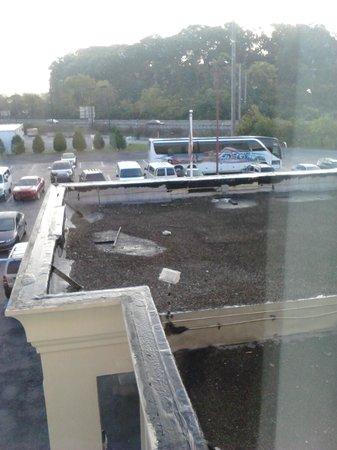 Comfort Inn Easton: View from the third floor