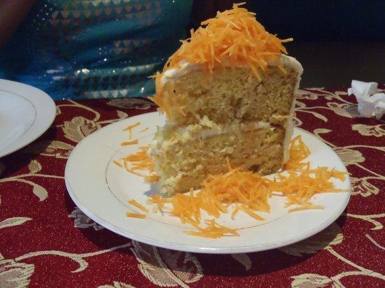 La Preciosa: carrot heaven
