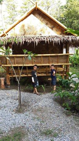 Hadsaisuay Resort: Fan room