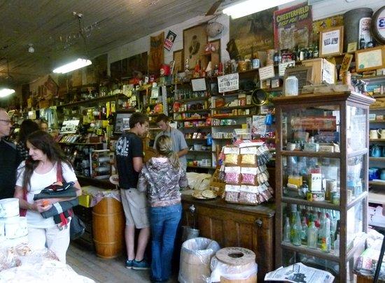 Blue Ridge Village: The Mast General Store