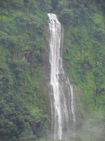 Farm of Life (Finca de Vida): Diamente Waterfalls