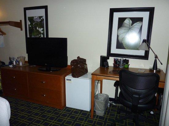 Fairfield Inn Portland Maine Mall: Room 320