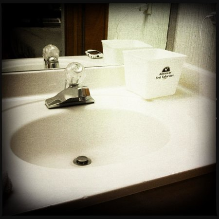 Americas Best Value Inn Decatur/Atlanta: Vanity