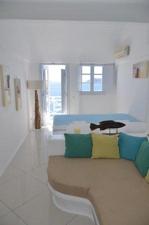 Caldera Villas: Room View